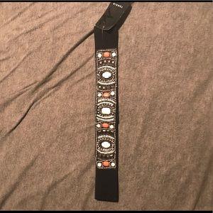 Nwt Torrid belt size 00 button snap closure plus